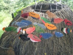 BirdFestivalWigwamBirds